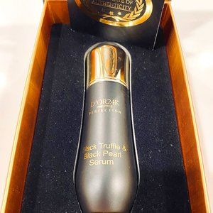 D'OR24K Black Truffle & Black Pearl Serum